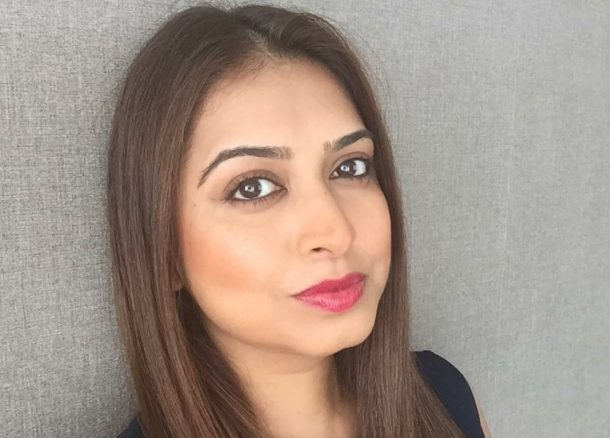 Journalist, broadcaster and Crystal Palace fan Saima Mohsin