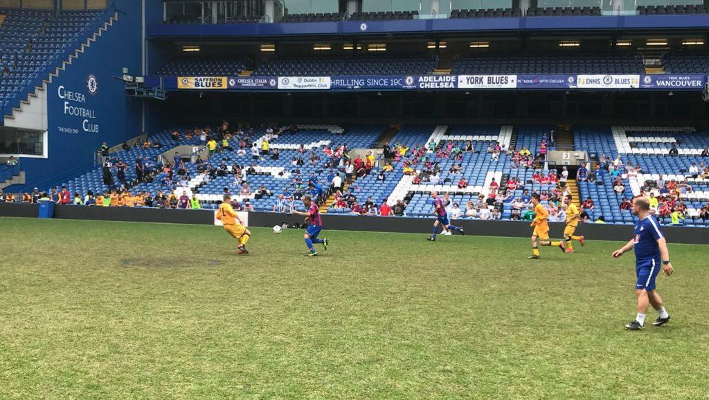 Chelsea Tournament action