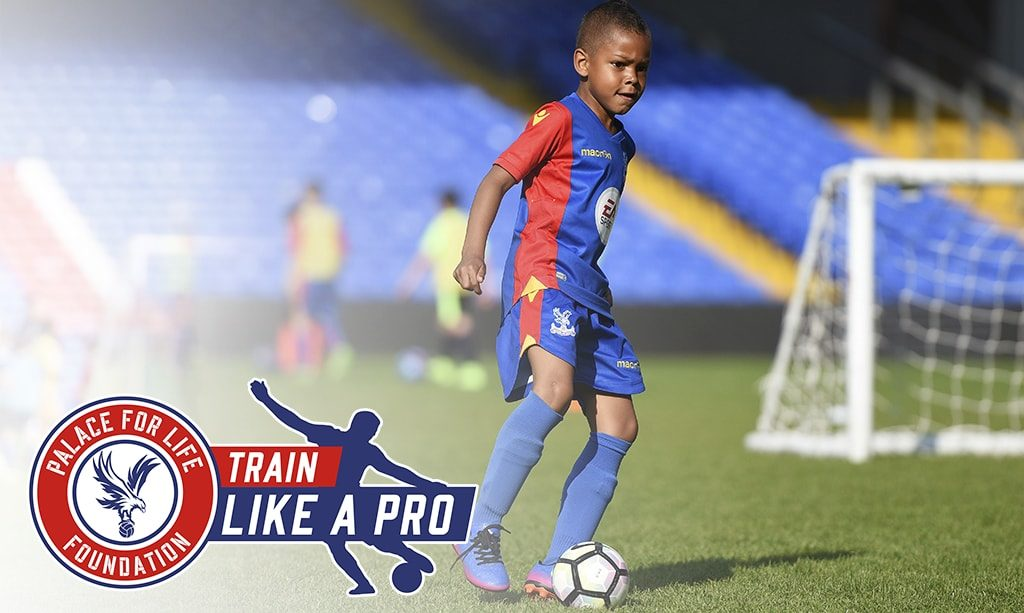 Train Like a Pro