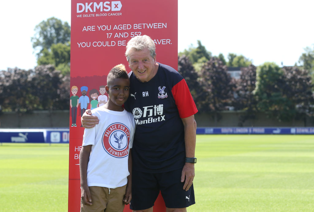 Damary Dawkins Palace For Life DKMS, Beckenham, UK - 3 Aug 2018