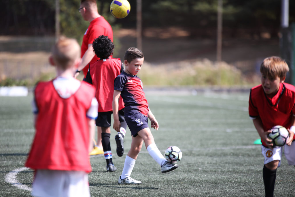 Palace Soccer Schools