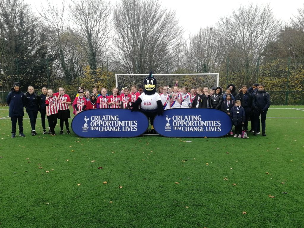 Spurs Foundation Disability Tournament