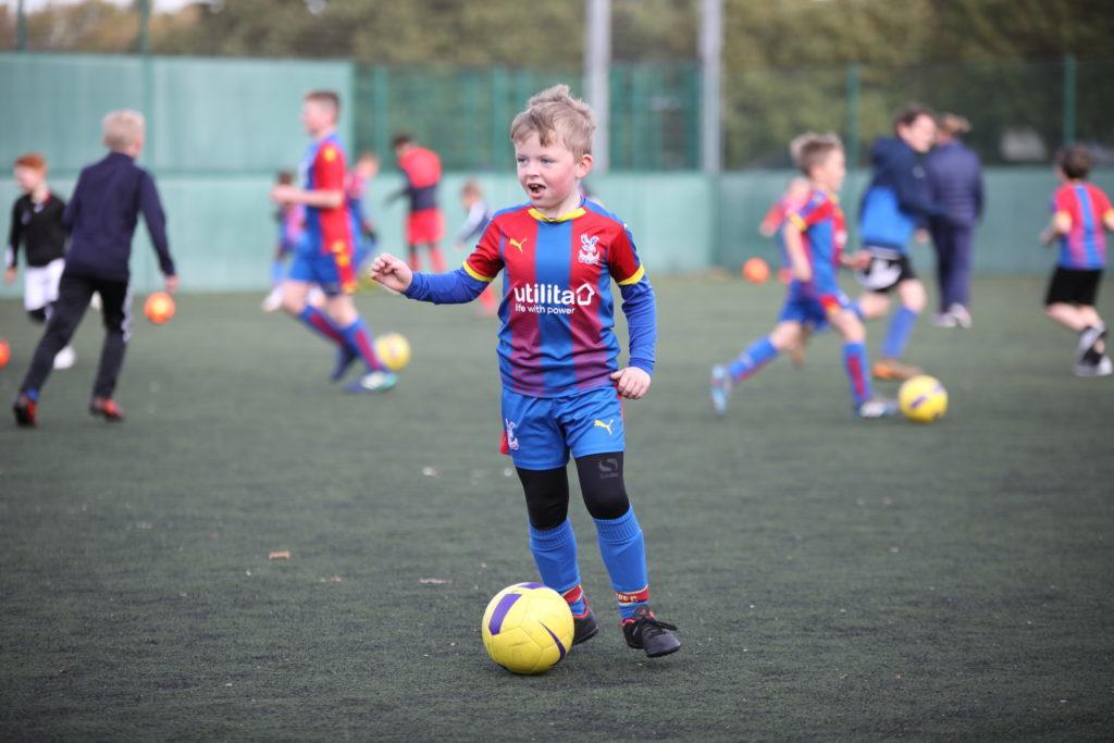 Palace Soccer School